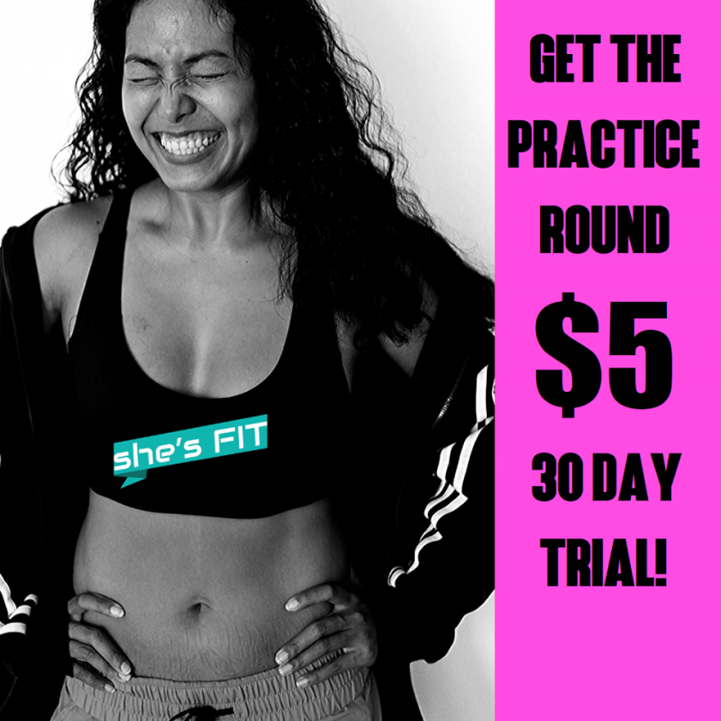ATTENTION LADIES OF AUGUSTA! NEW OFFER! ... **THE PRACTICE ROUND $5 TRIAL***